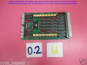 Gespac Gesout 3 9505 Out 3b Pcb As Photos Sn 112785