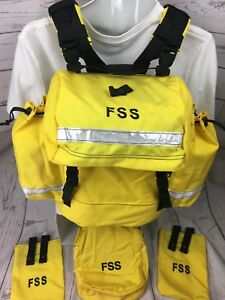 new Fss Wildland Firefighter Pack Complete Set Nice Fast Shipping