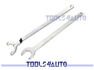 Mercedes Benz 36mm Fan Clutch Wrench Water Pump Holder Removal Tool Set