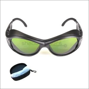 Ipls2 For 190nm 2000nm Od4 Ir Infrared Laser Protective Goggles Safety Glasses
