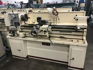 Jet Model Ghb 1340 13 X 40 Engine Lathe