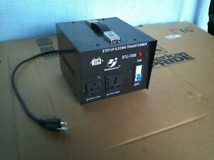 Goldsource Stu 1000 Step Up And Down Voltage Transformer Converter