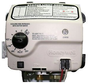 Reliance Water Heater 9007890 Honeywell Electronic Lp Gas Control Valve For