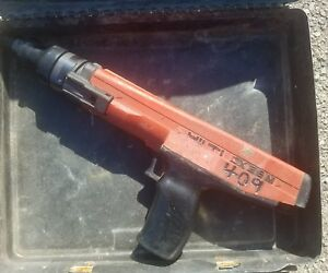 Hilti Dx36 Semi Automatic Powder Actuated Fastening Tool Nail Gun