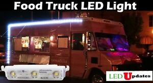 Ledupdates Brightest Food Truck Led Light Kit Samsung Chip For Work Trailer