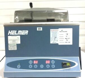 Tested Helmer Scientific Dh8 Quickthaw Plasma Thawing System Calibrated In 17
