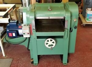 Powermatic Planer Planer Wood Planner Powermatic Wood Machine