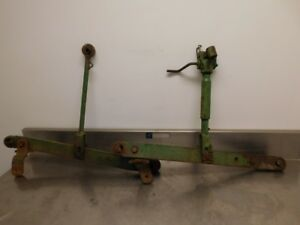 John Deere 850 Tractor 3 Point Arms Ch20143 Ch19616 Ch15627 12483