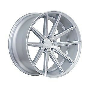 F1rf27 20x8 5 10 5x114 3 35 40et Machine Silver Wheels Fit Ford Mustang Boss302