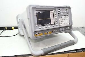 Agilent E4402b Spectrum Analyzer 3 0 Ghz Cal d Loaded W Opts Tg Fast Adc Demod