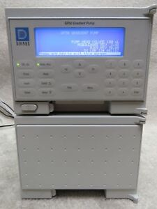 Dionex Gp50 Laboratory Hplc Gradient Pump Fully Tested With Warranty