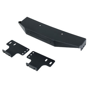 07 18 Jeep Wrangler Jk Winch Mount Plate For Factory Bumpers