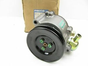 New Genuine Oem 1979 1981 Mazda 626 2 0l Smog Air Pump 8356 13 810