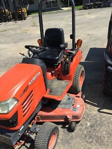 Kubota Tractor Model Bx1850d Only 663 Hours Very Nice Clean