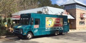 Chevy P30 Food Truck Fully Equipped Good Condition Runs Great
