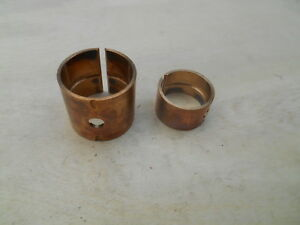 South Bend Lathe Heavy 10 Headstock Spindle Bearing Bushings
