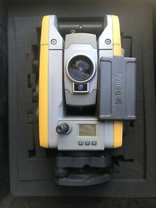 Trimble S6 Dr300 3 Robotic Total Station Surveying Gps Gis Gpr Gnss