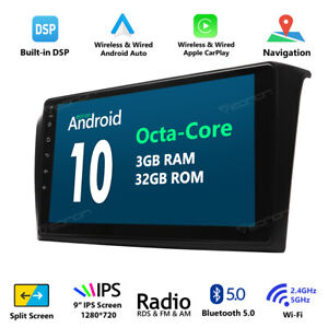 7 Android Car Stereo Radio Gps Navigation Bluetooth Wifi For Mazda 3 Head Unit