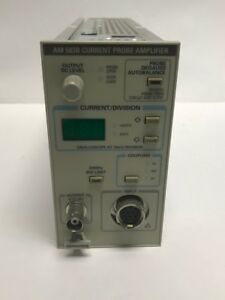 Tektronix Am 503a Current Probe Amplifier Tested
