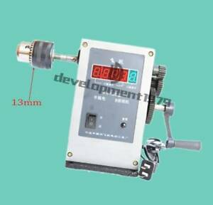 Fy 130 Electronic Manual Counting Winding Winder Machine 220v 13mm Modified