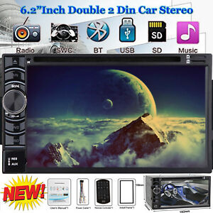 For 2005 07 Dodge Magnum Charger Car Stereo Dvd Cd Player Bluetooth Radio Hd Aux