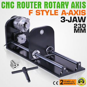 Rotary Axis For 60w 80w 100w 130w Co2 Laser Engraving Cutting Machine Engraver