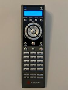 Polycom Hdx Series Video Conferencing Remote 2201 52556 001