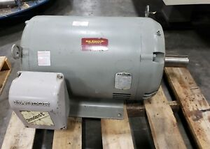 Baldor Cm2547t 60 Hp Electric Motor 3 Phase 1775 Rpm 5003sr