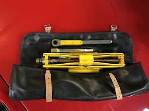 Ferrari Jack Kit Roll Bag Lug Wrench Ratchet Ext Bulbs 308 365