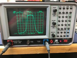 Ifr marconi A 7550 A7550 Spectrum Analyzer With Tracking Generator Case Amp