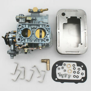 Carburetor For Weber 32 36 Dgev Dgv Carb K551 K551 M Jeep With Air Filter Kit
