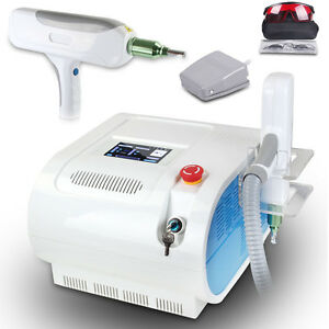 Yag Laser Nd Q Switch Tattoo Removal Eyebrow Freckle Removal Beauty Spa Machine