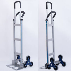 500lb Industrial Moving Appliance Dolly Stair Climber Hand Truck Cart Heavy Duty