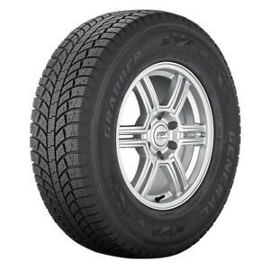 General Grabber Arctic Lt265 70r17 121 118r 10 Ply Quantity Of 4