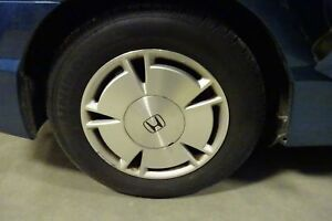 Oem Alloy Wheel 2009 Honda Civic Hybrid 15x6 Tire Not Included