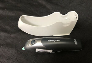 Welch Allyn Braun Thermoscan 6021 Digital Ear Thermometer Batteries W Case