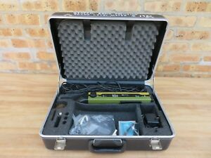 General Radio Gen Rad Precision Sound Level Meter Model 1982 W Case And Xtras