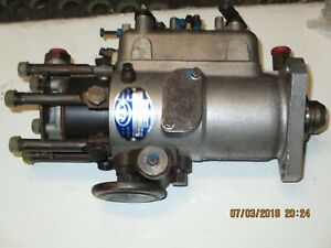 Rebuilt Cav Injection Pump Perkins 6354t 3262f888