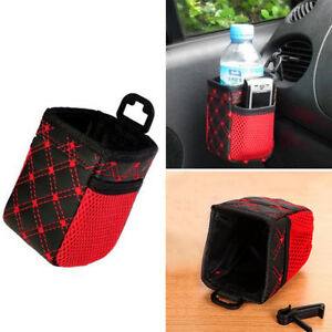 Multi Use Car Seat Back Storage Organizer Interior Multi Pocket Bag Accessory