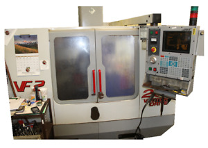 Haas Vf2b Used Cnc Vertical Machining Center
