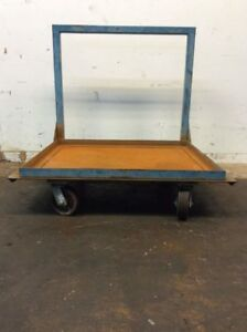 Industrial Material Cart