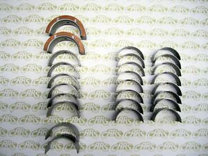 1959 1966 Buick Main Rod Bearing Set 400 401 425 Free Shipping