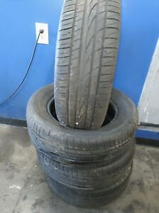 4 Used Ohtsu Fp0612 As 215 60 15 Tires High Tread Fast And Free Shipping