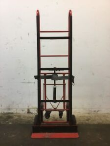 Stevens 4 wheel Appliance Hand Truck Srt m 66