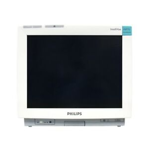 Philips Intellivue Mp70 Anesthesia Monitor W M3001a Module Sw J 10 26 Tested