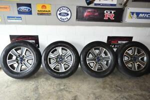 15 18 Ford F150 Expedition Fx4 18 Factory Wheels tires Oem Rims 265 60 18