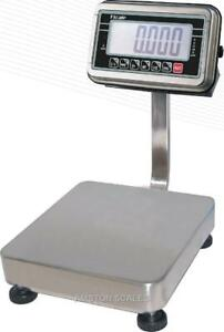 Ntep Legal For Trade Certified Scale 200x0 05 Lb Waterproof 16x20 Heavy Duty New