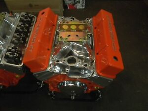 383 502hp Pro Street Chevy Crate Engine New Build