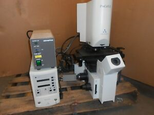 Arcturus Pixcell Ii Pxl 200 Microscope With Controller And Burner