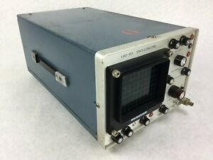 Leader Oscilloscope Lbo 511 Powers On Untested Free Shipping